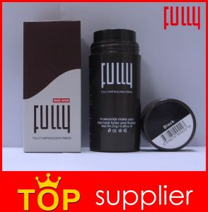 Hair Loss Treatment Fully Hair Fibers Black 23G Bottle pictures & photos