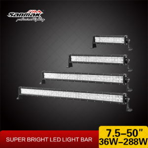 Popular Double Stack 33 Inch 180W Offroad LED Light Bar pictures & photos