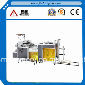 Factories Specialized in Water Soluble Window Laminating Machine Kfm-Z1100 pictures & photos