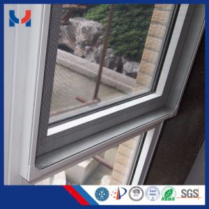 Thickened Frame DIY Magnetic Window Screen, Magnetic Mesh pictures & photos