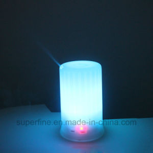 Multicolor Decorative Altrosonic Aroma Cool Mist Plastic LED Diffuser for Dry Weather pictures & photos