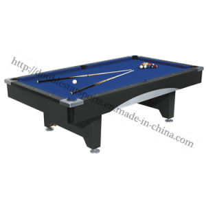 High Quality MDF Pool Billiard Table Cheap Price for Sale pictures & photos