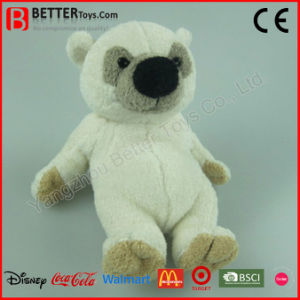 Realistic Stuffed Soft Toy Plush Polar Bear pictures & photos