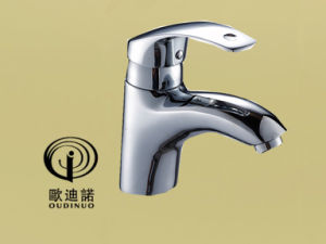 Popular Style Single Handle Brass Bathtub Faucet 63313-1 pictures & photos