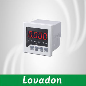 Lt194h-2K1c Red LED Display Single Phase Digital Power Factor Meter pictures & photos