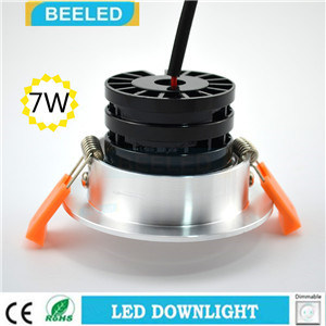 Specular 7W Dimmable Recessed Cool White Project Commercial LED Downlight pictures & photos