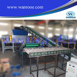 Waste Plastic Paper / Wood/ Metal / Woven Bag / Car Tire / Tyre Recycling Shredder pictures & photos