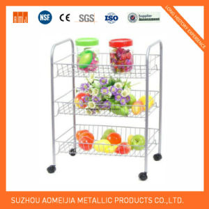 Metal Wire Display Exhibition Storage Shelving for Luxembourg   Shelf pictures & photos
