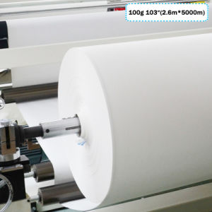 Mass Production 80GSM Jumbo Roll Sublimation Paper for Rotary Printing Machine pictures & photos