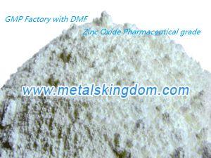 Medincine Grade Zinc Oxide pictures & photos