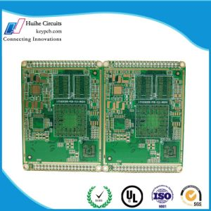 6 Layer Enig Impedance Control PCB Board of Automobile Intelligent Terminal