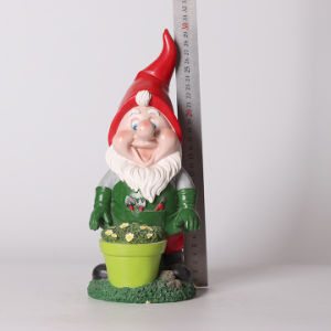 Resin Garden Dwarf Planter Ornaments pictures & photos