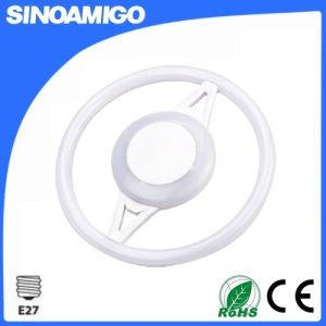 LED Bulb Light Ring Light Circular Light E27 6500k pictures & photos