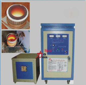 Small Type High Frequency Induction Heating Melting Furnace for Titanium/Silver/Gold pictures & photos