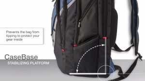 China Custom Travel Notebook Laptop Backpack/Rucksack Triple Protect Compartment pictures & photos