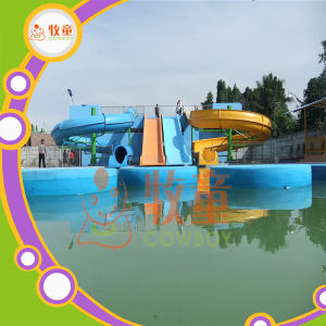 Fiberglass Water Slide Amusement Park Equipment for Sale pictures & photos