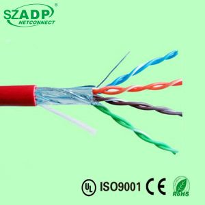 High Quality Solid Copper Bc CCC Networking Cable UTP FTP Cat5e CAT6 Pakistan Market pictures & photos