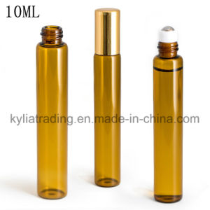 10ml Roll on Amber Glass Bottle pictures & photos