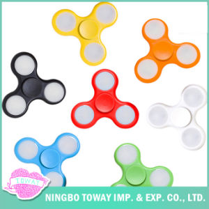 Fingertip Gyro Toy 3 Bar Fidget Hand Spinner for School pictures & photos