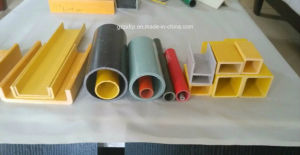 FRP GRP/Fiberglass Pultruded Handrail pictures & photos