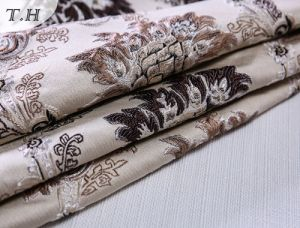 Luxury Jacquard Sofa Covers with Europen Machines pictures & photos