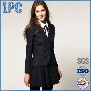 2017 Bulk New Style Customized School Uniform pictures & photos
