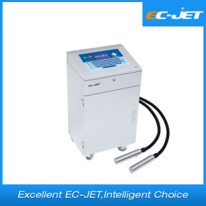 Production Line Continuous Plastic Bag Inkjet Batch Code Printer (EC-JET910) pictures & photos