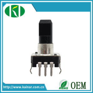 12mm 24p 24c Rotary Encoder Without Switch for Audio Ec12-1A pictures & photos