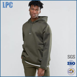 Brand Custom Made High End Mens Sport Hoodie pictures & photos