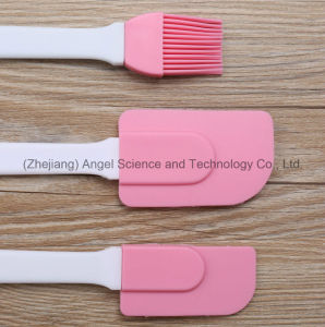 Hot Sale Spatula and Brush Silicone Bakeware Set Ss20 pictures & photos