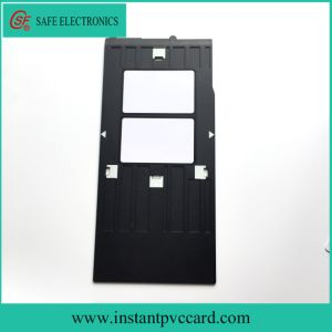 Ink Printing PVC Card Tray for Epson R210 Printer pictures & photos