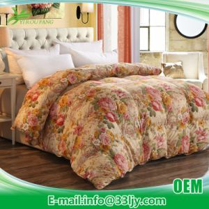 Durable Twin Cheap Twin Comforter for Dorm Room pictures & photos