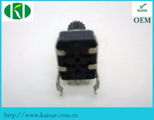 9mm Carbon Roatry Potentiometer with Bracket Wh9011-2b pictures & photos