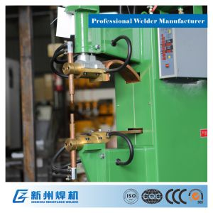 Pneumatic Type Spot Welding Machine for Metal Plate pictures & photos