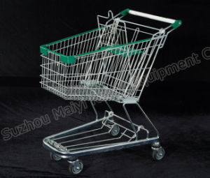 European Style Shopping Cart Trolley pictures & photos