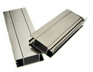Gal Aluminium Extrusion Section Profile pictures & photos