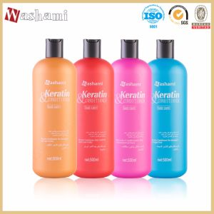 Washami Best Keratin Hair Care Nutrition Moisture Shampoo Conditioner pictures & photos