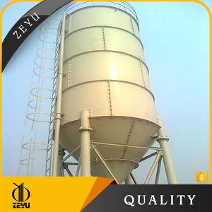 Cement Silo 100 T for Concrete Batching Plant pictures & photos