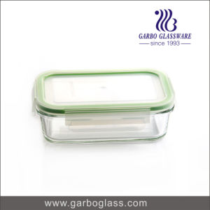 Pyrex Glass Storage Box with Airtight Lid pictures & photos