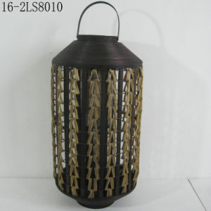 Fashion Styles with Bamboo Decor of Handle Lanterns pictures & photos