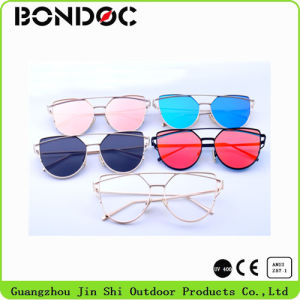 Colorful New Style Metal Frame Sunglass pictures & photos
