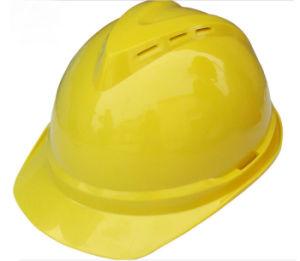V Model Safety Helmet, ABS Hard Hat, CE EN397 Construction Helemt pictures & photos