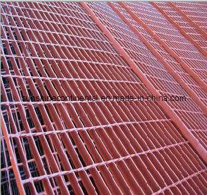Hot Dipped Galvanized Platform Steel Floor Decking Grating pictures & photos