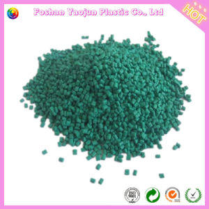Green Masterbatch for Thermoplastic Elastomer pictures & photos