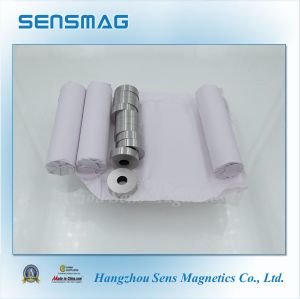 Good Performance Cast Permanent AlNiCo Ring Magnet pictures & photos
