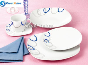 Good Price Royal Porcelain Dinnerware, Ceramic Dinner Plate pictures & photos