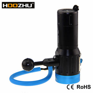 Hoozhu V13 Diving Torch Five Colors Max 2600lumens LED Lamp pictures & photos