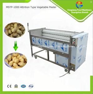 Mstp-1000 Commercial Stainless Steel Potato Peeling Machine, Melon Peeler, Carrot Taro Skin Peeler pictures & photos
