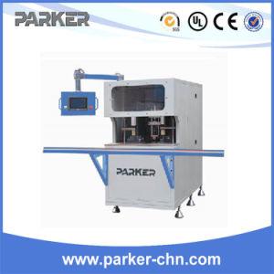PVC Window Machine Plastic Profile Corner Cleaning Machine Hsc-F5 pictures & photos