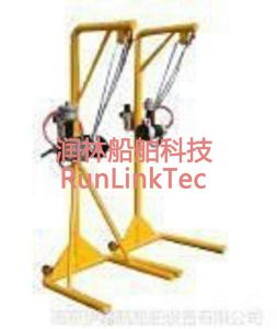 Pneumatic Marine Crane, Marine Crane pictures & photos
